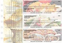 Mexican Cuisine Multi Purpose Designer Business Checks