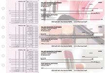 Makeup Multi Purpose Designer Business Checks