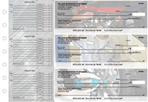 Mechanic Accounts Payable Designer Business Checks
