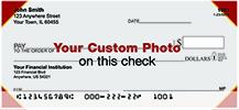 Custom Photo Personal Checks